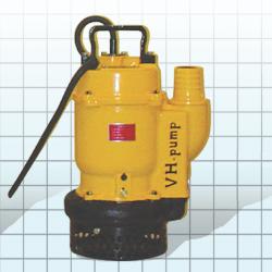 """VH-222KA Bomba sumergible para aguas pluviales, residuales, lodosas, Marca VH-Pump, 2"""", 3 Fases, 220 Volts, 2 Hp"""