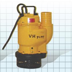 """VH-233KA Bomba sumergible para aguas pluviales, residuales, lodosas, Marca VH-Pump, 3 """", 3 Fases, 220 Volts, 3 Hp"""