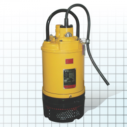 "VH-253UL Bomba sumergible para aguas pluviales, residuales, lodosas, Marca VH-Pump, 3"", 3 Fases, 220 Volts, 5 Hp"