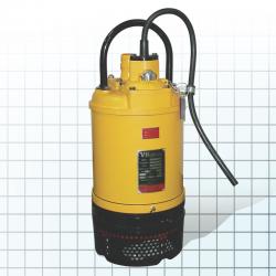 "VH-254UL Bomba sumergible para aguas pluviales, residuales, lodosas, Marca VH-Pump, 4"", 3 Fases, 220 Volts, 5 Hp"