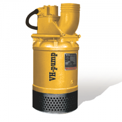 "VH-4158UA Bomba sumergible para mayor capacidad, Marca VH-Pump, 8"", 3 Fases, 220 Volts, 15 Hp"