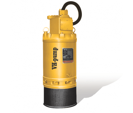 """VH-43010UB Bomba sumergible para mayores capacidad, Marca VH-Pump, 10"""", 3 Fases, 220 Volts, 30 Hp"""