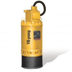 """VH-65014UB Bomba sumergible para mayores capacidad, Marca VH-Pump, 14"""", 3 Fases, 220 Volts, 50 Hp"""