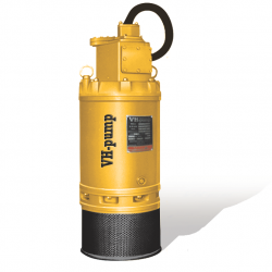 "VH-47510UD Bomba sumergible para mayor capacidad, Marca VH-Pump, 10"", 3 Fases, 440 Volts, 75 Hp"