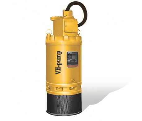 """VH-47510UD Bomba sumergible para mayor capacidad, Marca VH-Pump, 10"""", 3 Fases, 440 Volts, 75 Hp"""