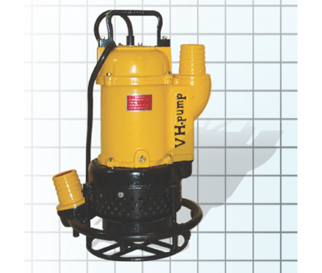 """VHS-21AJB Bomba sumergible con sistema de agitador y jet, Marca VH-Pump, 2"""", 3 Fases, 220 Volts, 1 Hp"""