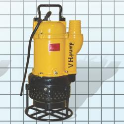 """VHS-21KB Bomba sumergible con sistema de agitador y jet, Marca VH-Pump, 2"""", 3 Fases, 220 Volts, 1 Hp"""