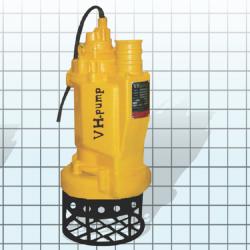 """VHS-410T Bomba sumergible con sistema de agitador y jet, Marca VH-Pump, 4"""", 3 Fases, 220 Volts, 10 Hp"""