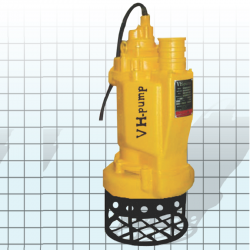 """VHS-615T Bomba sumergible con sistema de agitador y jet, Marca VH-Pump, 6"""", 3 Fases, 220 Volts, 15 Hp"""
