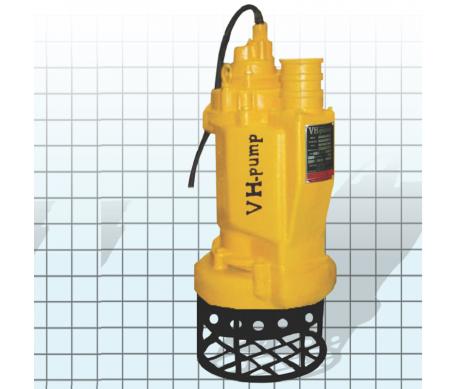 """VHS-830T Bomba sumergible con sistema de agitador y jet, Marca VH-Pump, 8"""", 3 Fases, 440 Volts, 30 Hp"""