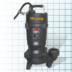 "VH-21DSNT Bomba sumergible para aguas negras, Marca VH-Pump, 2"", 3 Fases, 220 Volts, 1 Hp"