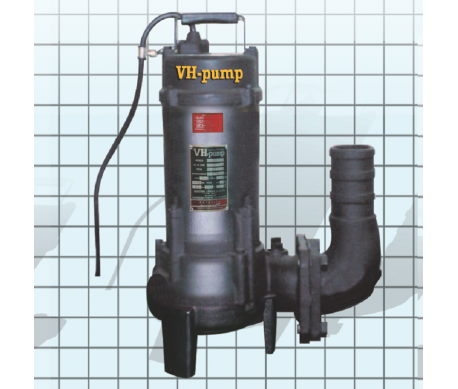 "VH-32DSNT Bomba sumergible para aguas negras, Marca VH-Pump, 3"", 3 Fases, 220 Volts, 2 Hp"