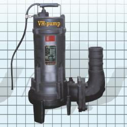 "VH-410DSNT Bomba sumergible para aguas negras, Marca VH-Pump, 4"", 3 Fases, 220 Volts, 10 Hp"