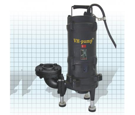 "VH-232GFT Bomba sumergible trituradora de sólidos blandos y textiles suspendidos en agua, Marca VH-Pump, 2"", 3 Fases, 220 Volts,"