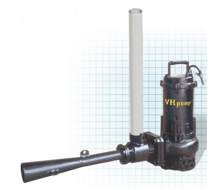 "VH-12JPT Bomba sumergible para oxigenar agua estancada, evita lama y moho, Marca VH-Pump, 1.25"", 3 Fases, 220 Volts, 2 Hp"