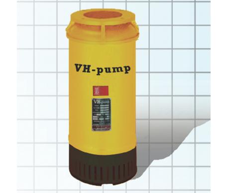 """VH-65FT Bomba de flujo axial, Marca VH-Pump, 6"""", 3 Fases, 220 Volts, 5 Hp"""