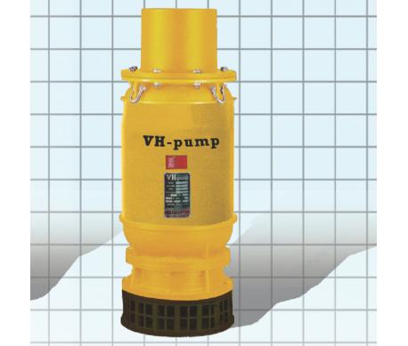 """VH-1216FT Bomba de flujo axial, Marca VH-Pump, 12"""", 3 Fases, 220 Volts, 16 Hp"""
