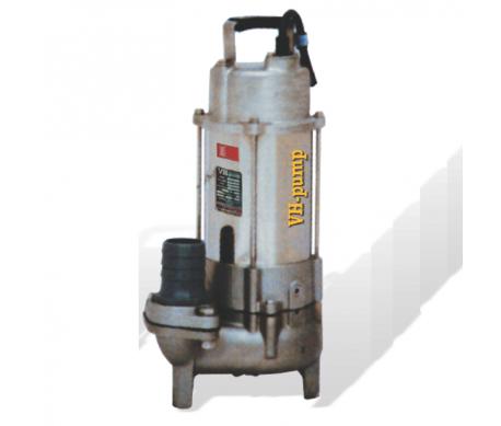 """VHJ-212T Bomba sumergible en acero inoxidable para bombeo de agua con químicos, Marca VH-Pump, 2"""", 3 Fases, 220 Volts, 1 Hp"""