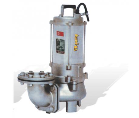 """VHJ-253T Bomba sumergible en acero inoxidable para bombeo de agua con químicos, Marca VH-Pump, 3"""", 3 Fases, 220 Volts, 5 Hp"""