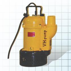 "VH-40KB Bomba sumergible para aguas pluviales, residuales, lodosas, Marca VH-Pump, 2"", 1 Fase, 115 Volts, 0.5 Hp"