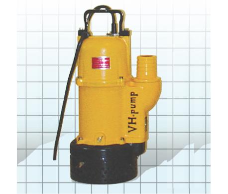 "VH-75KB Bomba sumergible para aguas pluviales, residuales, lodosas, Marca VH-Pump, 2"", 1 Fase, 115 Volts, 1 Hp"